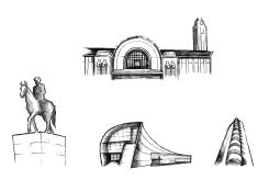 Helsinki -based illustrations