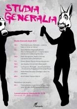 Studia Generalia 2013