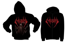Hoodie front and back